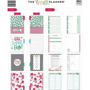 The Happy Planner Other - Christmas Extension Pack The Happy Planner New